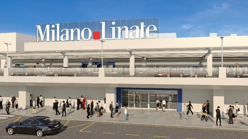 Aeroporto Linate Restyling